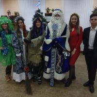27.12.2018 Новогоднее праздничное представление